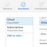 iCloud Aliases