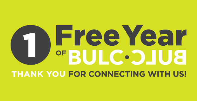 Free Year of Membership